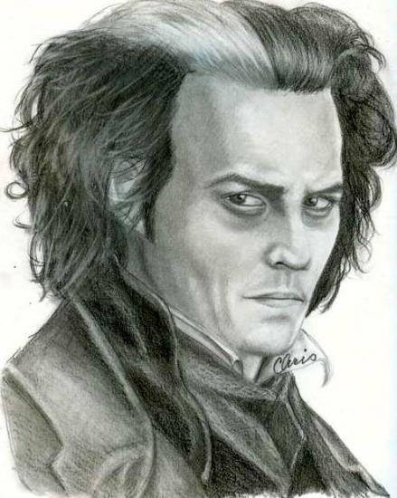 Johnny Depp by ou812cmr
